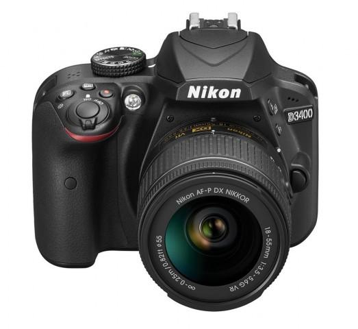 Nikon D3400 (Bild: Nikon)