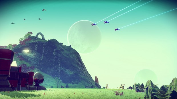 No Man's Sky (Screenshot: Hello Games)