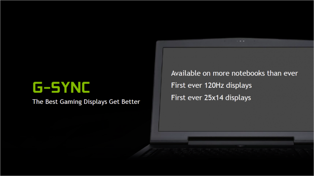 G-Sync für 1080p120- oder 1440p60-Displays (Bild: Nvidia)