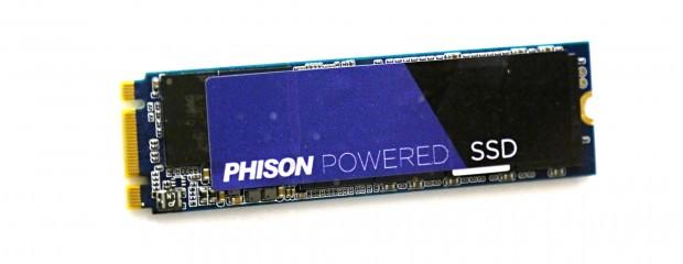 M.2-SSD mit Phisons PS5008-E8(T) (Foto: Marc Sauter/Golem.de)