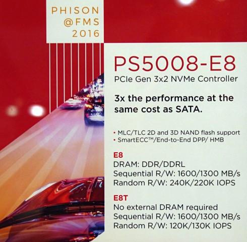 Daten des Phisons PS5008-E8(T) (Foto: Marc Sauter/Golem.de)