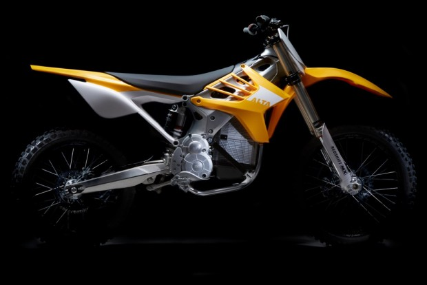 Alta Motors Redshift SM (Bild: Alta Motors)