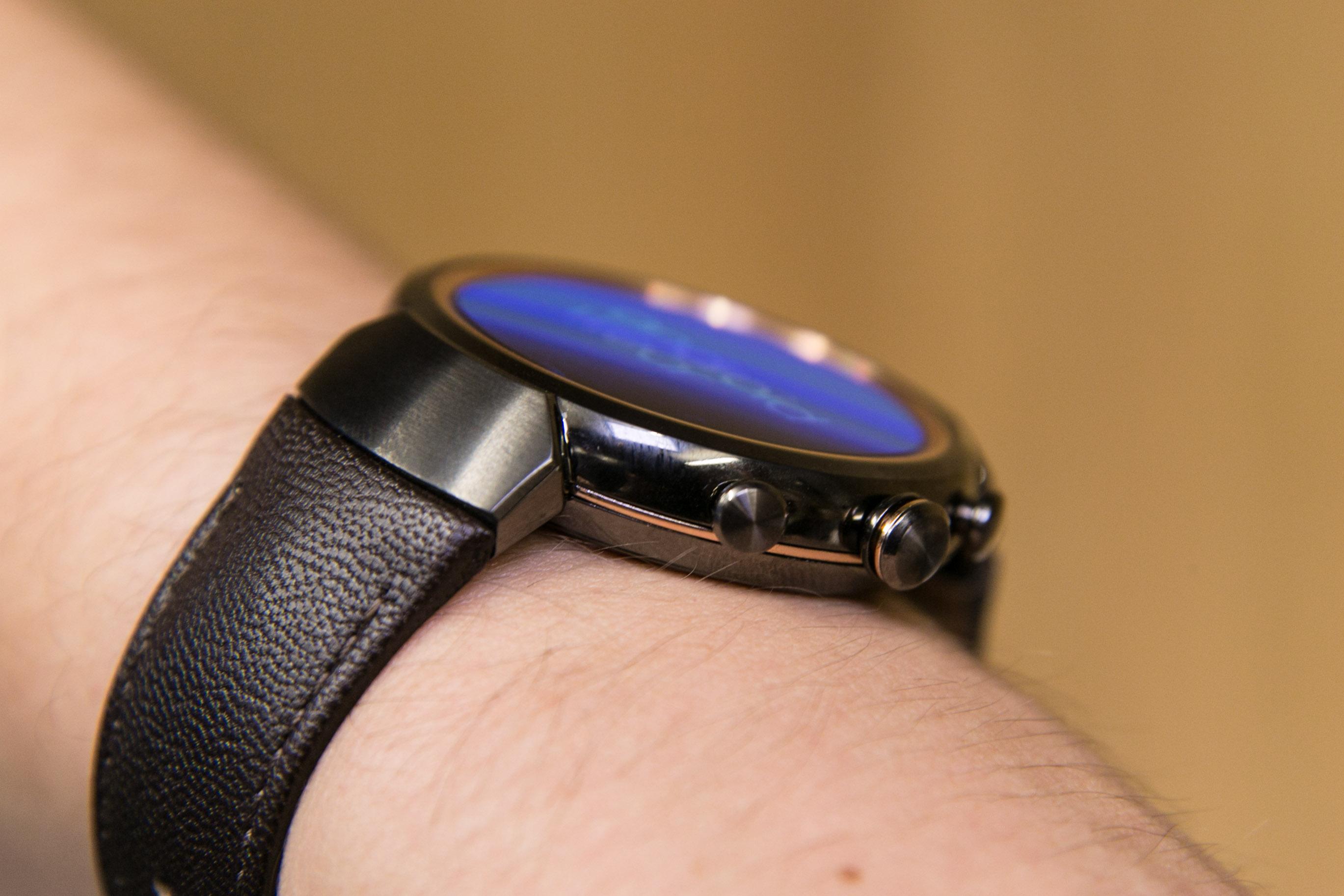 Smartwatch: Asus' dünne Zenwatch 3 erscheint noch im Oktober -