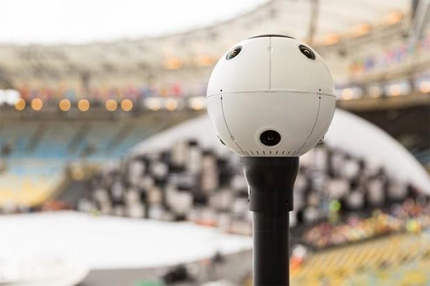 ... mit 360°-Kameras aufgenommen.  (Foto: IOC/Getty Images)