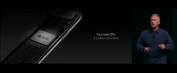Das SoC besteht aus 3,3 Milliarden Transistoren (Bild: Apple)