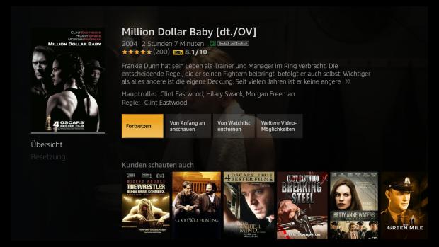Auch dieser Film ist in Prime und Netflix enthalten. (Screenshot: Golem.de)