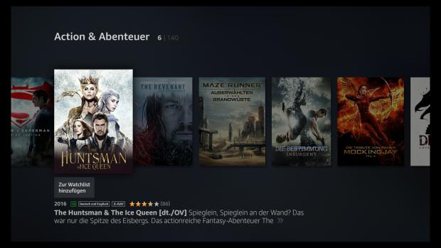 Auch dieser Film ist kostenpflichtig. (Screenshot: Golem.de)