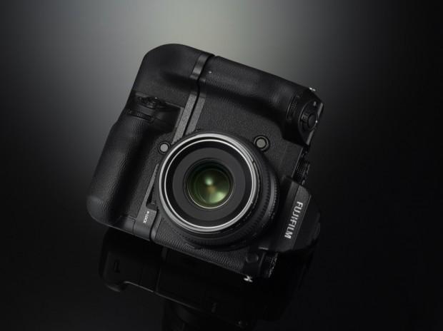 Fujifilm GFX 50S (Bild: Fujifilm)