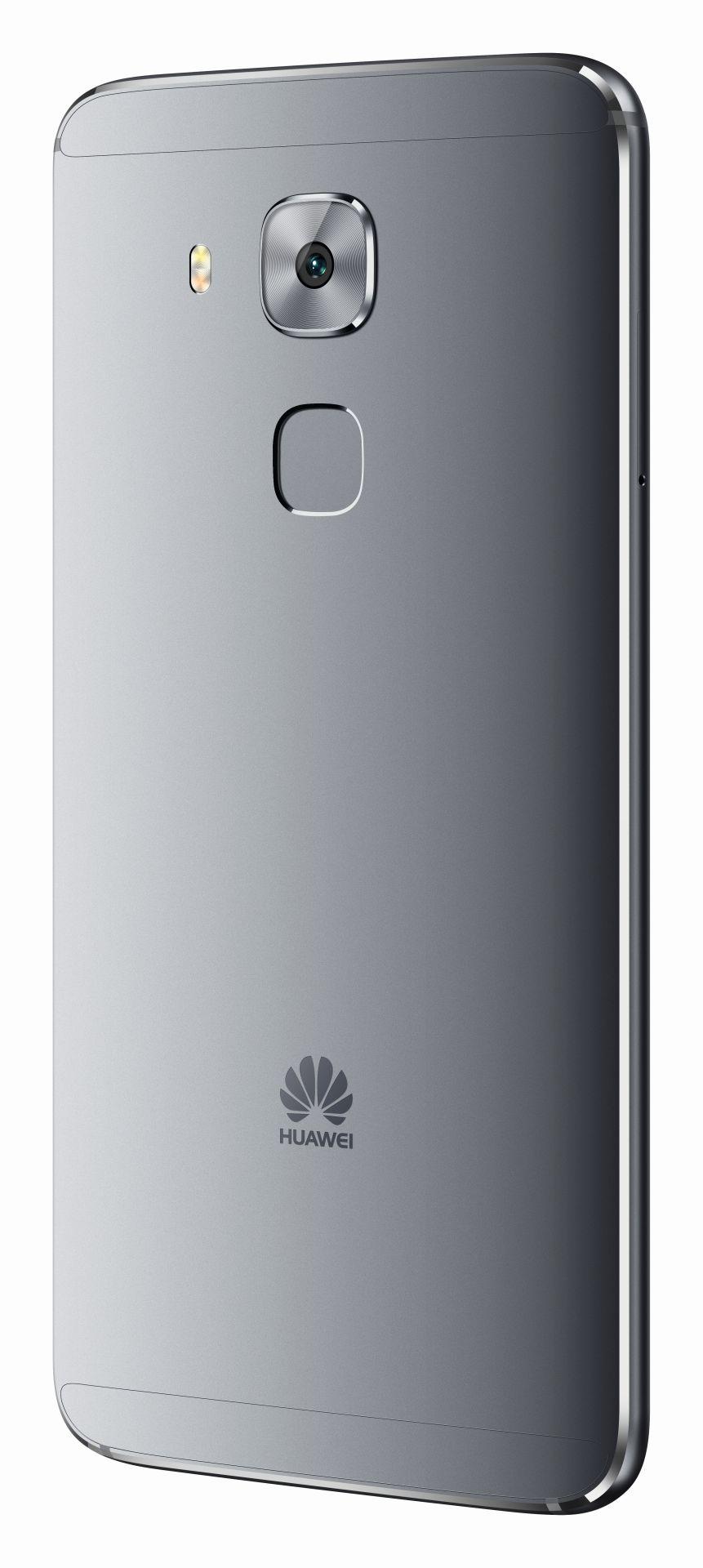 Android-Smartphone: Huawei bringt Nova Plus doch nach Deutschland - Unter der Kamera ist ein Fingerabdrucksensor eingebaut. (Bild: Huawei)