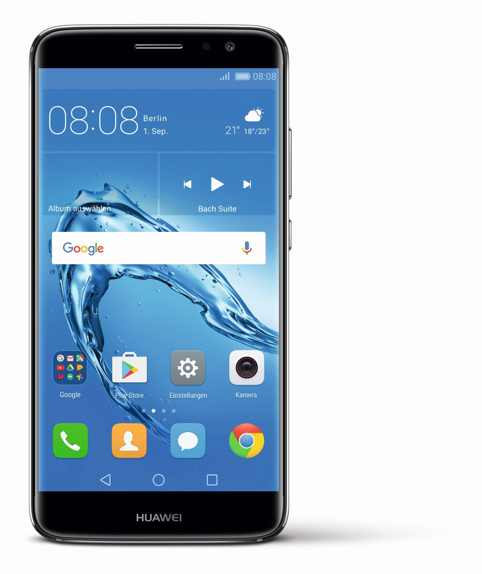 Android-Smartphone: Huawei bringt Nova Plus doch nach Deutschland - Im Inneren des Nova Plus arbeitet Qualcomms Snapdragon-625-Prozessor. (Bild: Huawei)