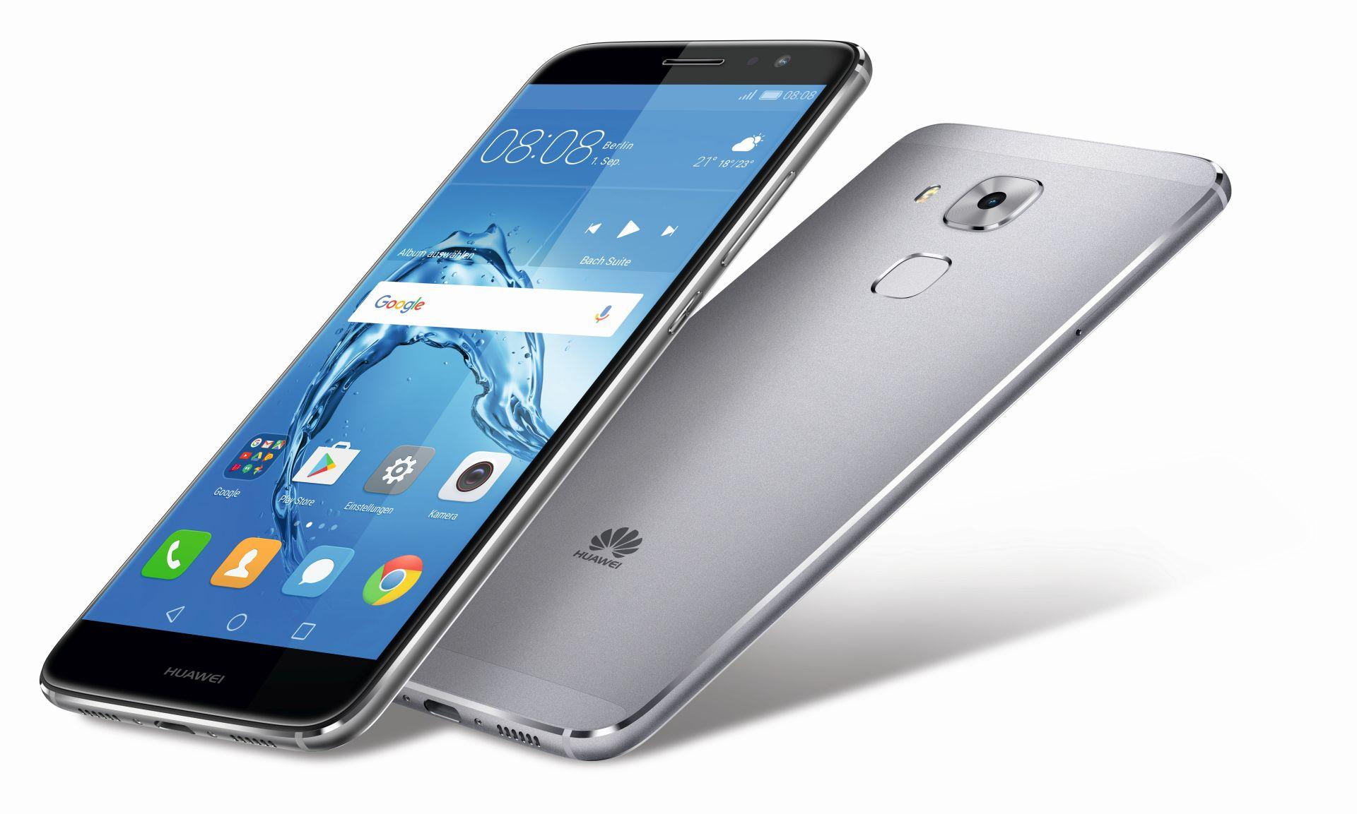 Android-Smartphone: Huawei bringt Nova Plus doch nach Deutschland -