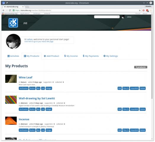Opendesktop-Nachfolger: KDE startet eigenen freien Store für
