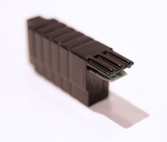 Liebherrs Steuermodul namens Smart Device Box macht den Kühlschrank intelligent. (Bild: Michael Wieczorek/Golem.de)