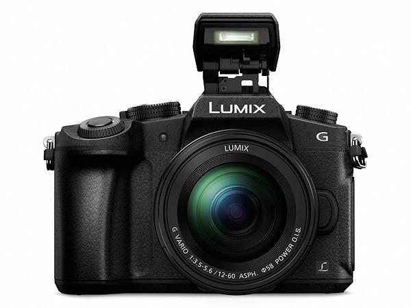Panasonic Lumix G81 (Bild: Panasonic)