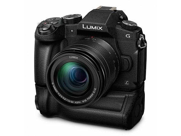Systemkamera: Panasonic Lumix G81 soll 4K-Filmen ...