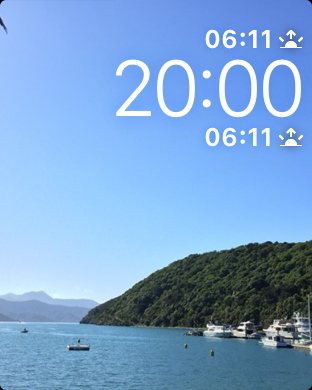 Ein bisschen Urlaubsstimmung ... (Screenshot: Golem.de)