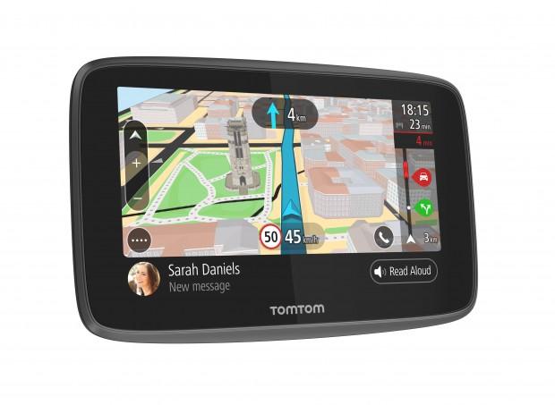 Neues Go-Modell für die Autonavigation (Bild: Tomtom)