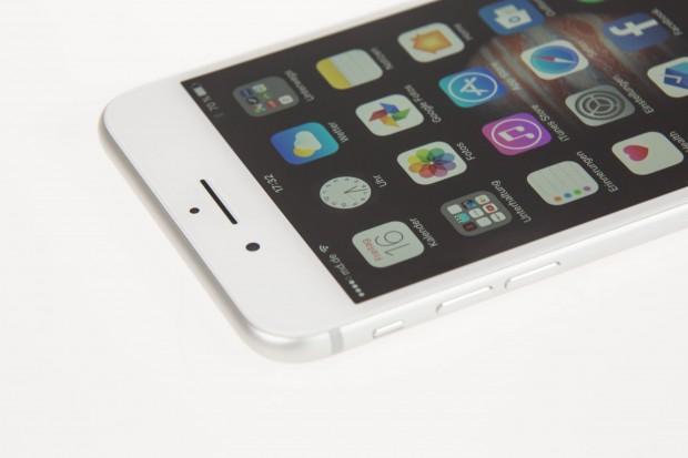 Das Display des iPhone 7 Plus ist wieder 5,5 Zoll groß und hat eine Auflösung von 1.920 x 1.080 Pixeln. (Bild: Martin Wolf/Golem.de)