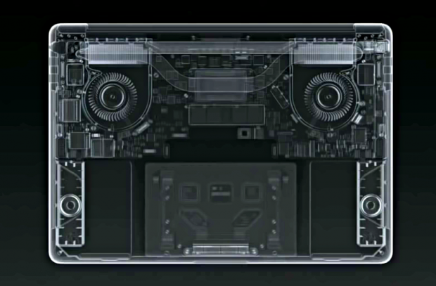 Rendering des Macbook Pro mit 13 Zoll (Bild: Apple)