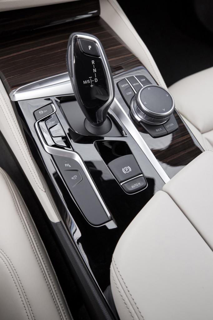 Assistenzsysteme: Neuer 5er BMW fährt ein bisschen automatisch - 5er BMW (Bild: BMW)