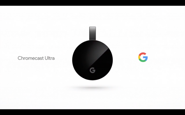 Google Chromecast Ultra (Bild: Google/Screenshot: Golem.de)
