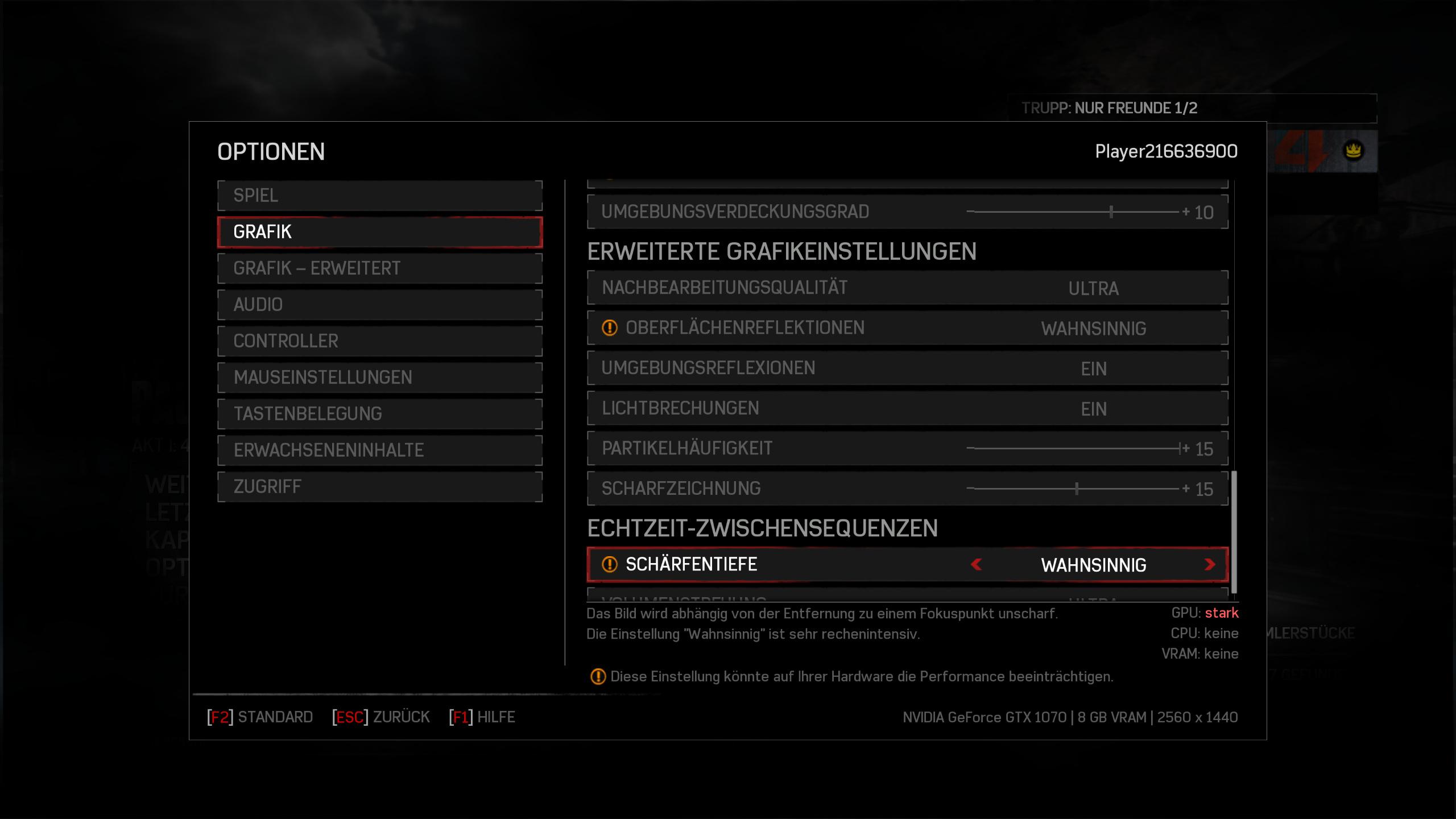 Gears of War 4 im Technik-Test: Wahnsinnig, diese PC-Version -