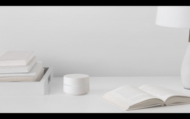 Google Wifi (Bild: Google/Screenshot: Golem.de)