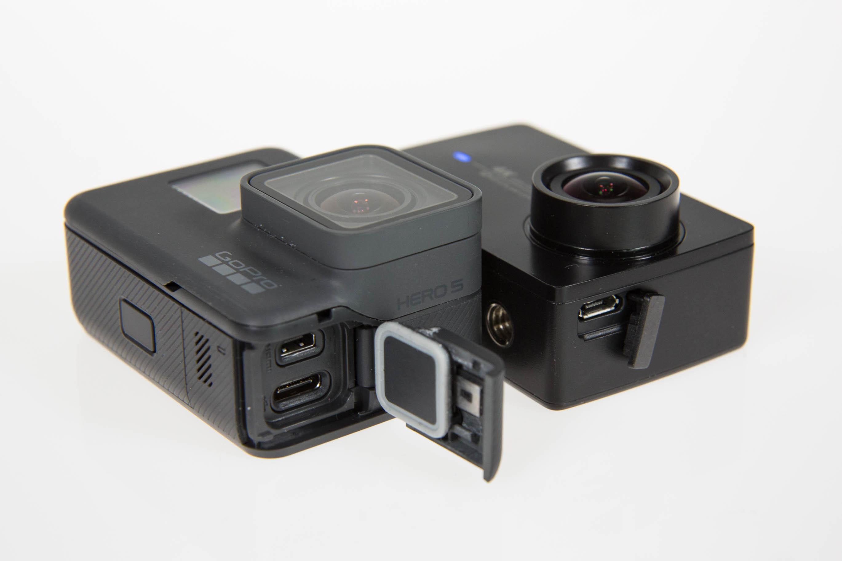 Gopro Hero 5 vs. Yi 4K Action Camera: Gute Bilder reichen nicht mehr -