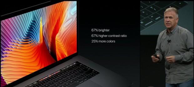 MacBook Pro 2016 Screenshot: Golem.de)