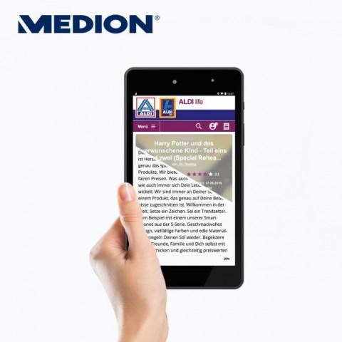 Das Medion E6912 E-Tab (Bild: Medion)