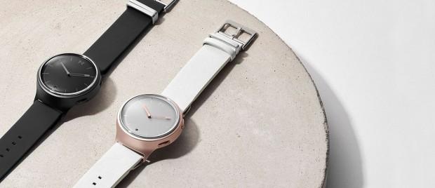 Die Misfit Phase ist eine Uhr mit analogem Aussehen, die über Tracking- und Benachrichtigungsfunktionen verfügt. (Bild: Misfit)