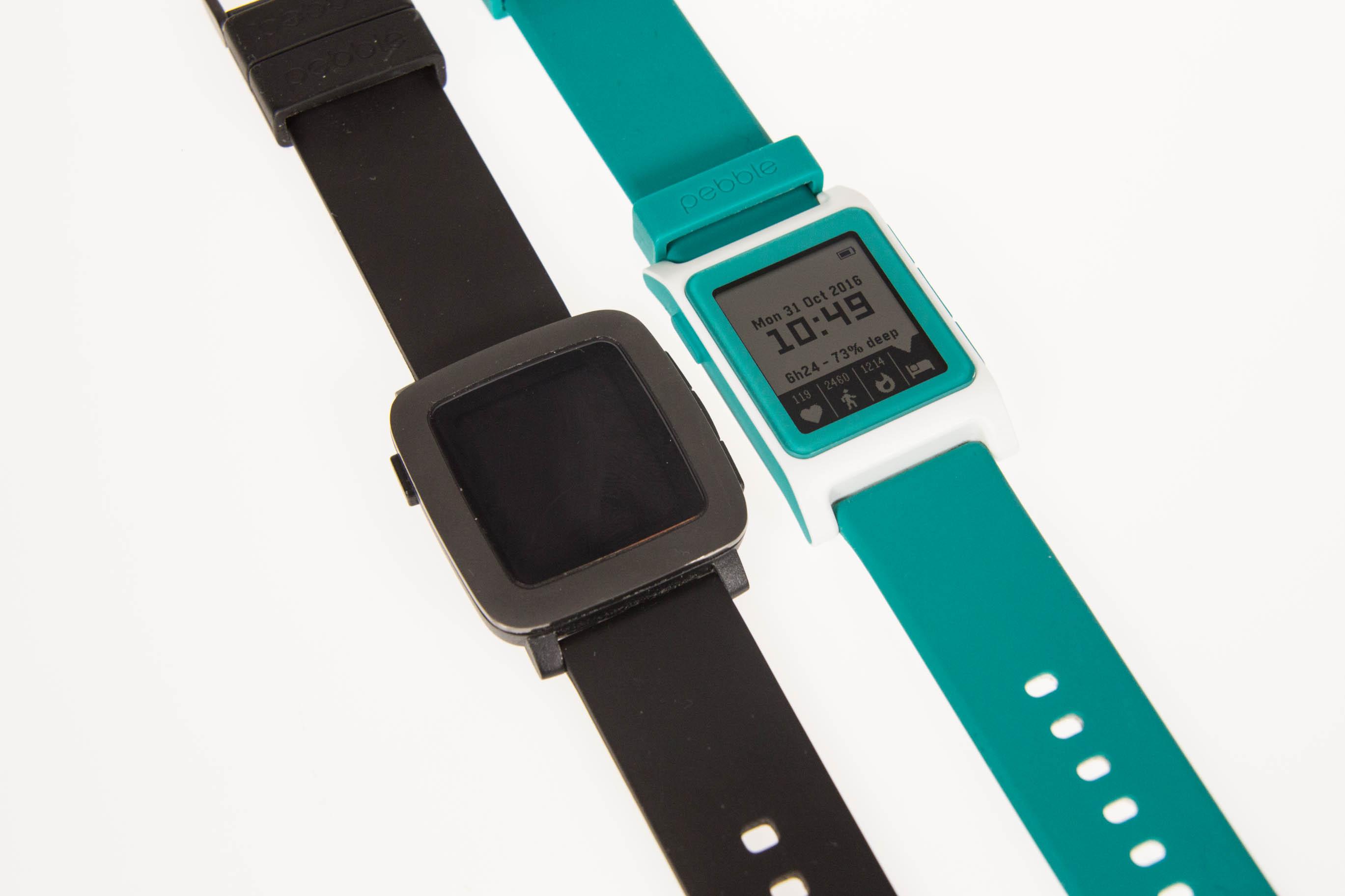 Pebble 2 im Test: Die Always-on-Smartwatch mit Charme -