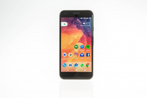 Das Pixel XL von Google (Bild: Martin Wolf/Golem.de)