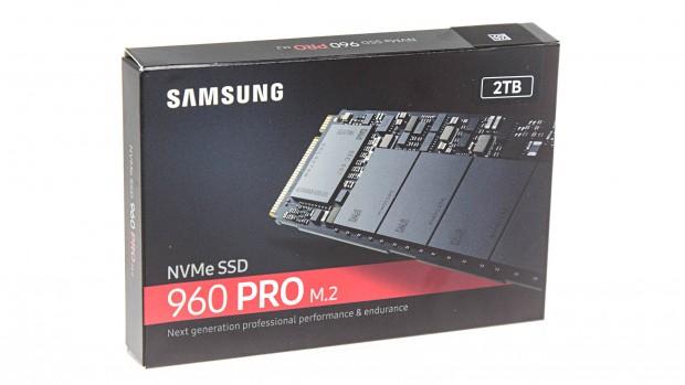 Samsung 960 Pro (Foto: Martin Wolf/Golem.de)