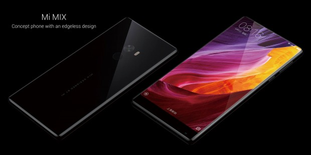 Das Mi Mix von Xiaomi (Screenshot: Golem.de)