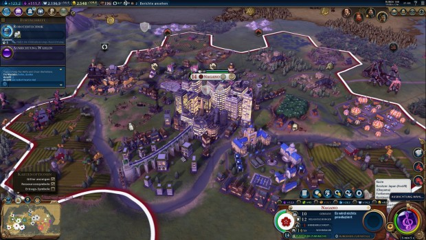 Civilization 6 (Screenshot: Golem.de)