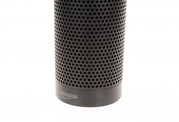 Der Echo-Lautsprecher hat einen guten Klang. (Bild: Martin Wolf/Golem.de)