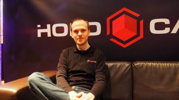 Geschäftsführer Sebastian Kreutz kommt aus der Werbebranche, er hat auch bei Spieleentwicklern wie Ubisoft gearbeitet. (Quelle: Medienagentur Plassma)