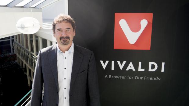 Jon S. von Tetzchner hat Vivaldi gegründet und ist der Chef des Unternehmens. (Bild: Vivaldi)