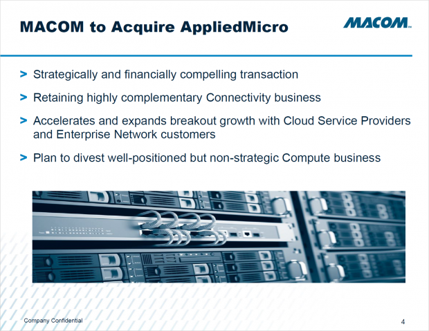 Macom kauft Applied Micro (Bild: Macom)
