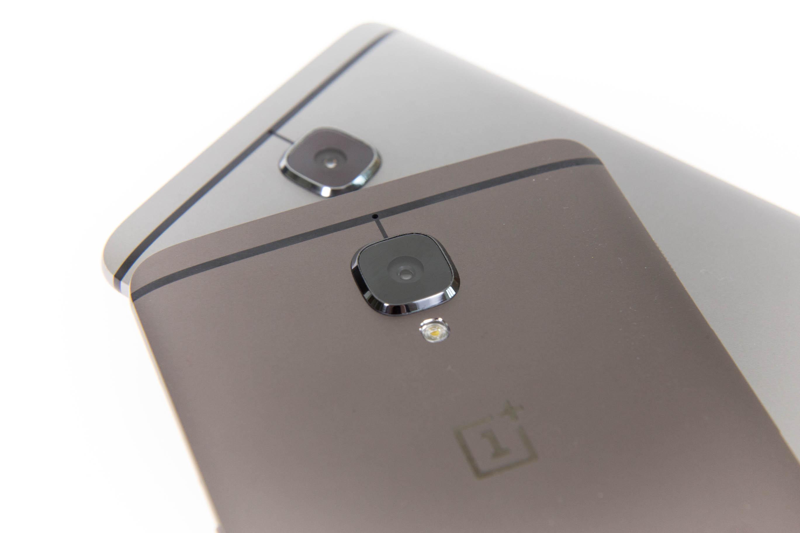 Smartphone: Oneplus 3T mit 128 GByte wird nicht zu Weihnachten geliefert - Im Inneren des 3T kommt als Prozessor ein Snapdragon 821 zum Einsatz - im Three arbeitet ein Snapdragon 820. (Bild: Martin Wolf/Golem.de)