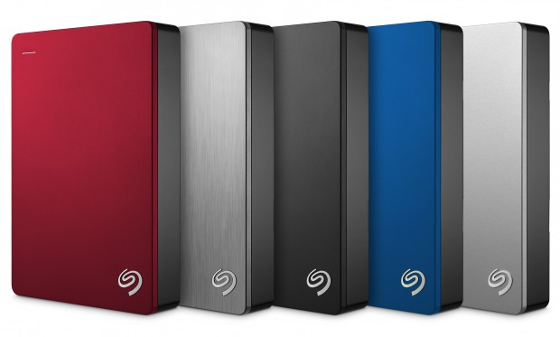 Backup Plus Portable 5 TByte (Bild: Seagate)