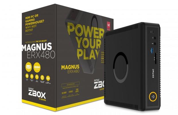 Zbox Magnus ERX480 (Bild: Zotac)