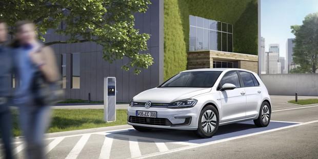 E-Golf (Bild: Volkswagen)
