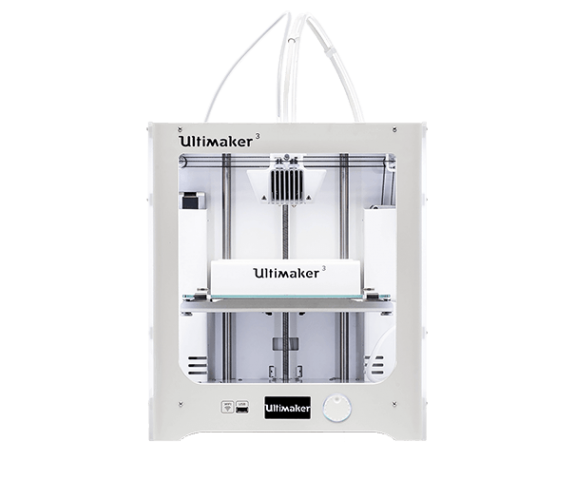 Ultimaker 3 (Bild: Ultimaker)