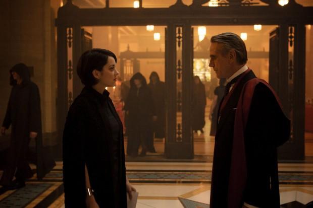 Templer entsprechen mit Kutten und Roben allen Klischees eines okkulten Geheimordens. (Bild: 20th Century Fox)