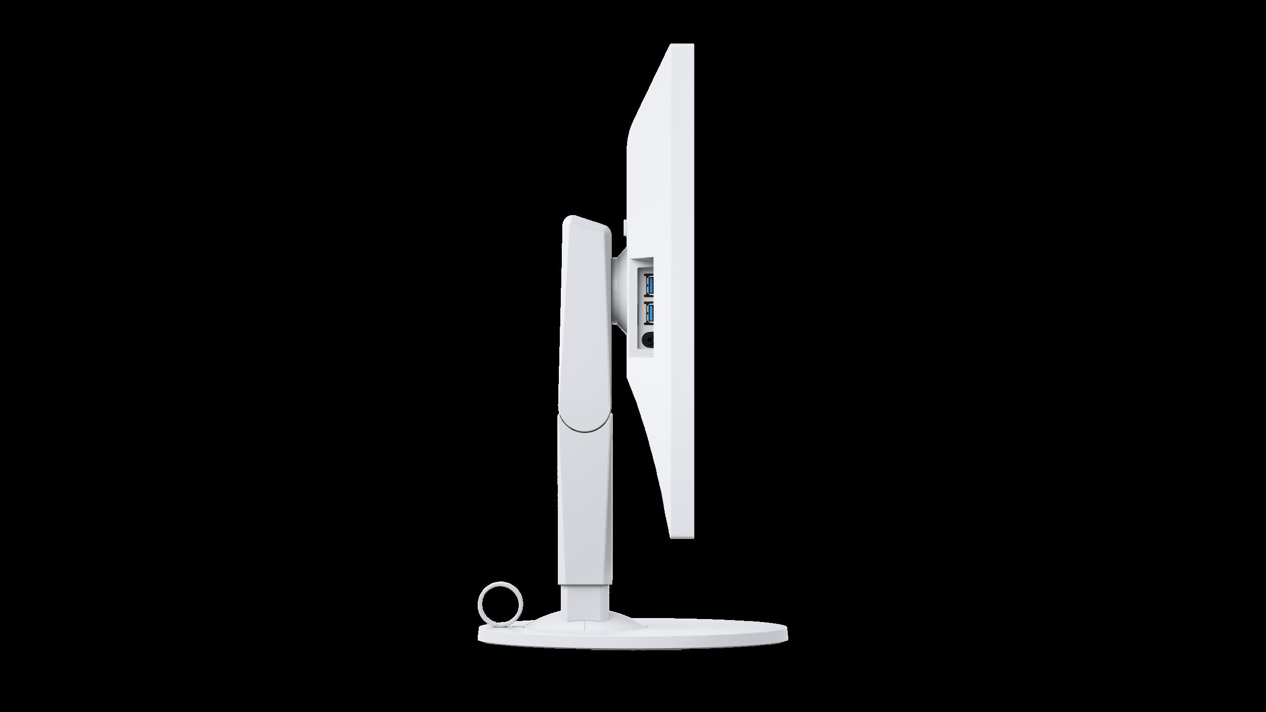Eizo Flexscan EV2780: Teures USB-C-Display mit guter Ausstattung kommt im Januar - Flexscan EV2780 (Bild: Eizo)