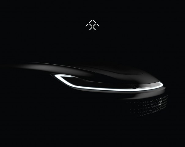 Faraday Future Frontpartie  (Bild: Faraday Future)