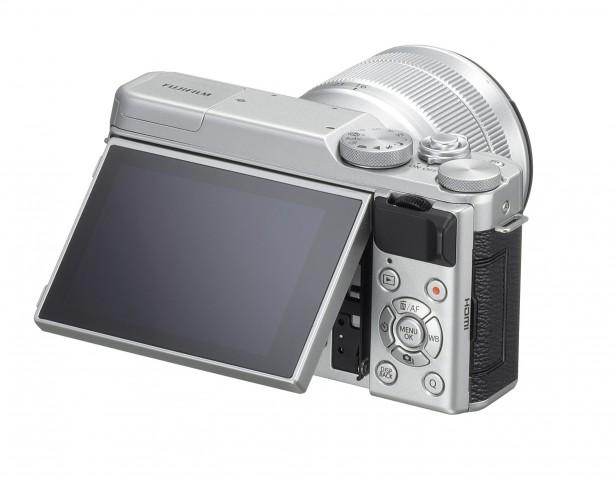 Fujifilm X-A10 (Bild: Fujifilm)