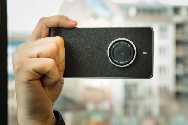 Das Kodak Ektra (Bild: Martin Wolf/Golem.de)